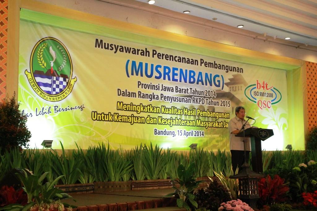 Synergizing Citarum Recovery Through Musrenbang